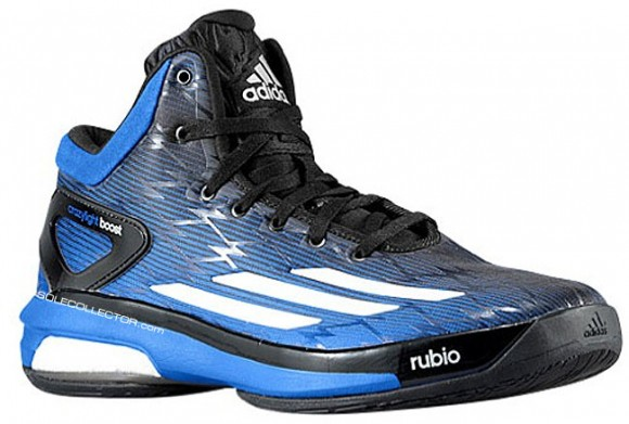 new product 9646f 0f015 adidas Crazy Light Boost 4 Ricky Rubio PE - First Look-1