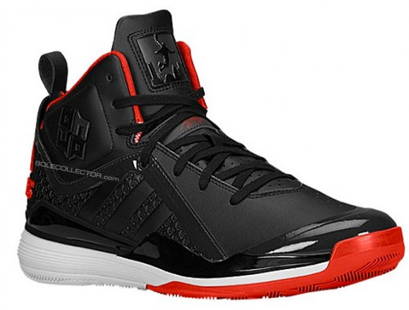 new york b83e5 c5f7d adidas D Howard 5 Bred