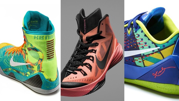 the latest 4d0c1 ffecc ... 2 new colorways of the Kobe 9. One of… Basketball   Basketball News    Kicks On Court   Nike ...