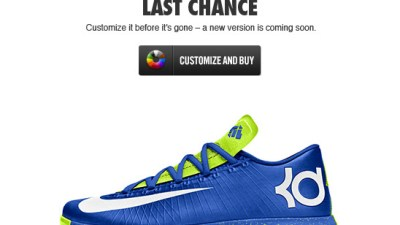 classic fit c5345 82225 NikeiD KD VI – Last Chance to Customize
