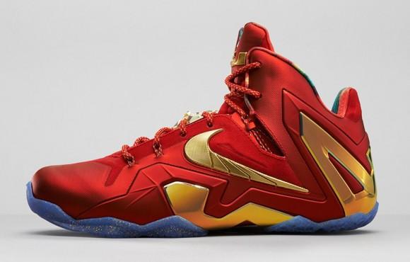 295d0bed0d6 Nike LeBron 11 Elite SE