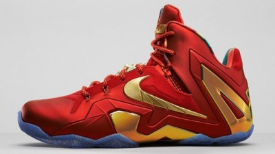 "f3f4e4ab397 Nike LeBron 11 Elite SE ""University Gold Metallic Red"" – Release Date"