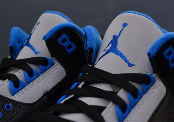 537f1bc1b03 Air Jordan 3 Retro 'Sport Blue' - Up Close & Personal - WearTesters