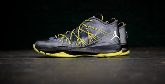 3de05f7942f1af Jordan CP3.VII AE Dark Grey Vibrant Yellow - WearTesters