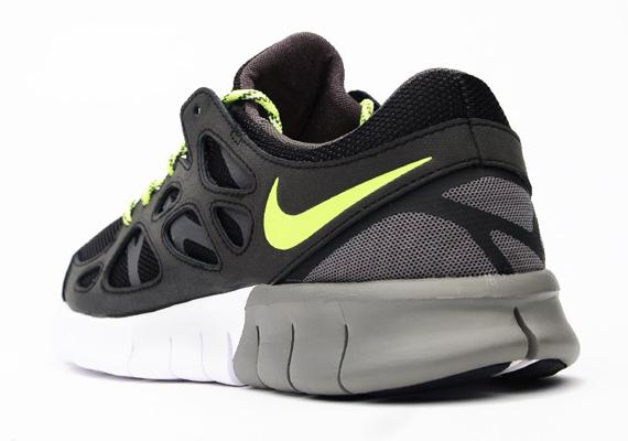 1d3bddc0fb63 Nike Free Run 2 EXT Black Volt 2 - WearTesters