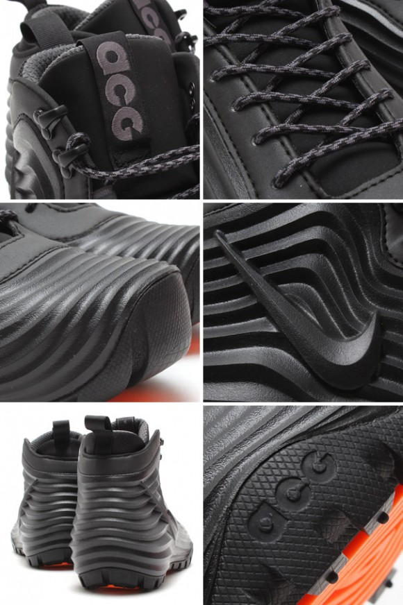 new concept c6e48 97f5e ... Nike Lunardome 1 Sneakerboot - Two New Colorways 6