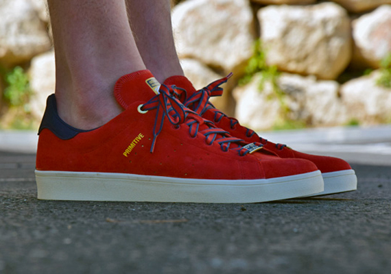 Primitive x Adidas Skateboarding Stan Smith Vulc weartesters