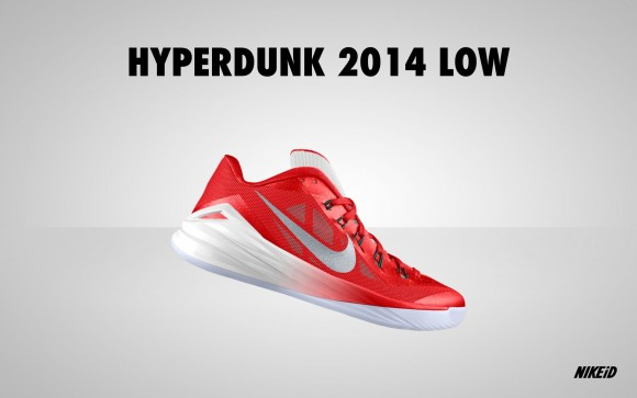 af14d06fba22 Nike Hyperdunk 2014 Low Now Available on NikeID - WearTesters