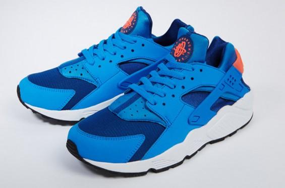 Nike Air Huarache - Blue Mango - WearTesters 1433b6ccd