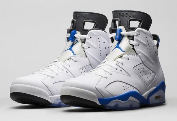 755352f3323b Air Jordan 6  Sport Blue  - Official Look + Release Info - WearTesters