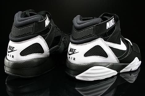 f8e106c5eba2 Nike Air Trainer Max  91 Black White 2 - WearTesters