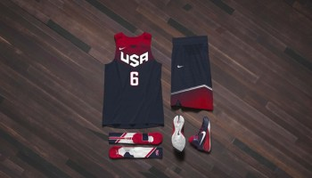 best cheap eef8f 14af2 Nike Basketball Unveils Brazil Basketball Uniforms - WearTesters