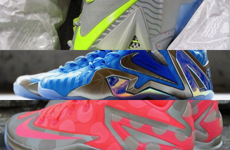 online store 5238c fbc35 Nike LeBron 11  Maison Du LeBron  Pack - WearTesters