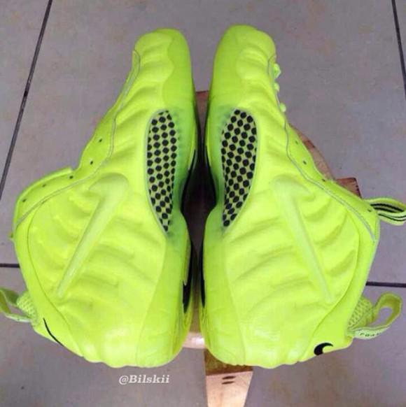 new product e5ead e3825 foamposite-Pro-neon. The Nike Air ...