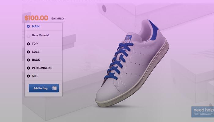 cf2d4ffdd22a Design Your Own Adidas Stan Smith
