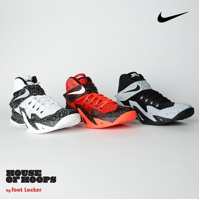 ade9586b2b898 Nike LeBron Zoom Soldier 8  Premium Player Pack  - Available Now ...