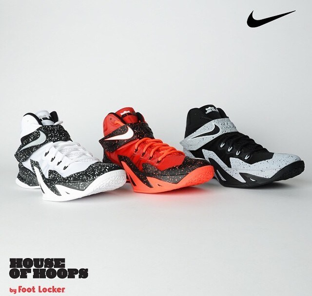 a3dda95a917c Nike LeBron Zoom Soldier 8  Premium Player Pack  - Available Now ...