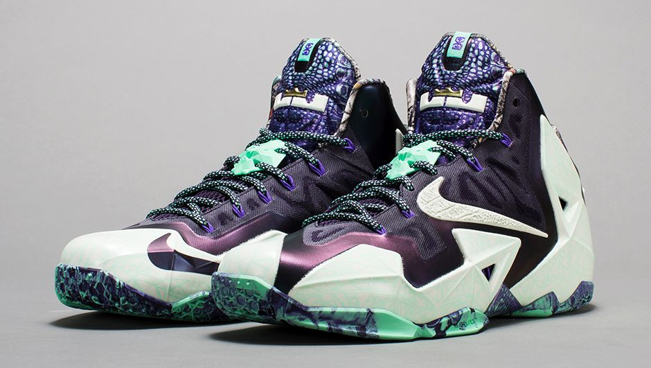 check out d2b59 88060 FinishLine Restock  Nike LeBron 11 All-Star - WearTesters