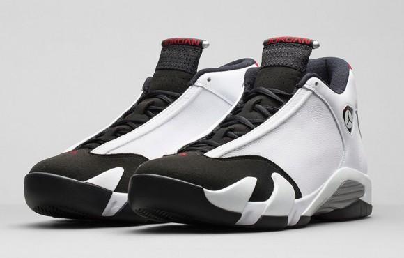 brand new fd0b9 8c4a3 Air Jordan 14 Retro  Black Toe  - Official Look Release ...