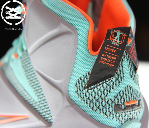 9e5b073088d Nike LeBron 12  NSRL  - Available Now (China) - WearTesters