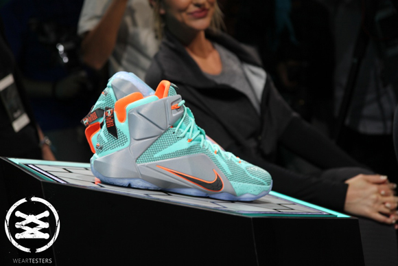 0ec124bc39d Making the Nike LeBron 12 - WearTesters