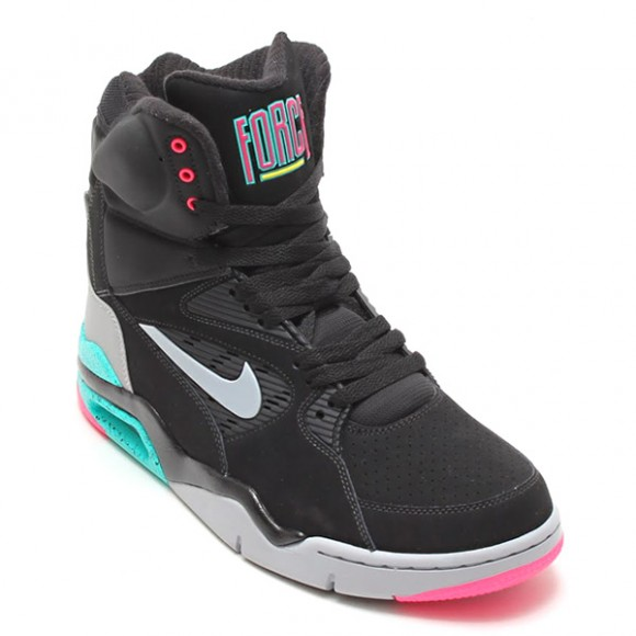 Nike Air Command Force  San Antonio Spurs  - Available Now - WearTesters f61686852