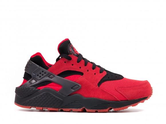 sale retailer b68e6 a55a8 Nike Air Huarache QS University Red Black - Release Info 1 ...