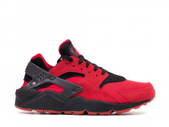official photos 2b3d6 ff9df Nike Air Huarache QS University Red/ Black - Release Info - WearTesters