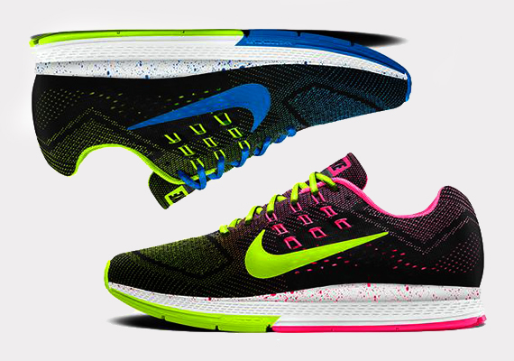 the best attitude ab558 604e7 Nike Air Zoom Structure 18 Now Available on Nike iD