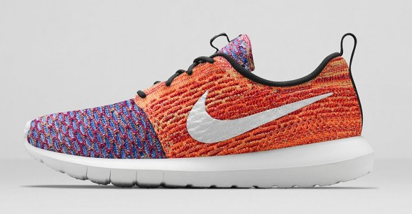 6838c5d7f4e96 Nike Roshe Run NM Flyknit  Random Yarn  – Restocked - WearTesters