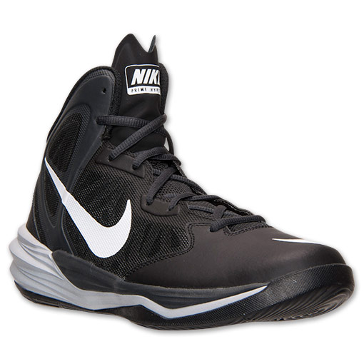 9136fac75fb3 Nike Prime Hype DF Black  Anthracite - Available Now - WearTesters