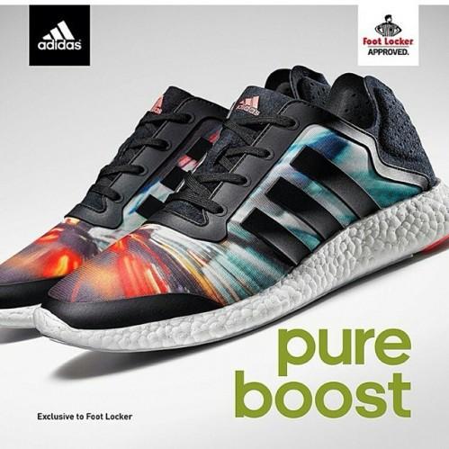 promo code 30061 a6a57 adidas Pure Boost  City Blur