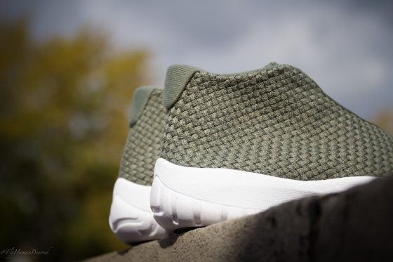 4e0d28a19285 Air Jordan Future  Iron Green  - WearTesters