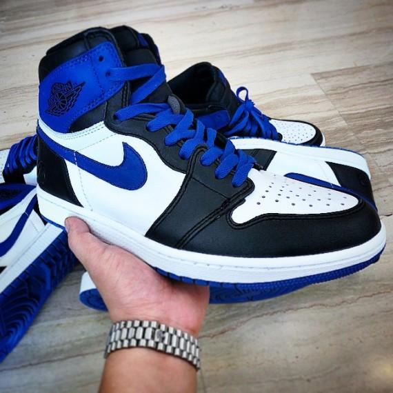 Air Jordan 1 x Fragment - Release Info