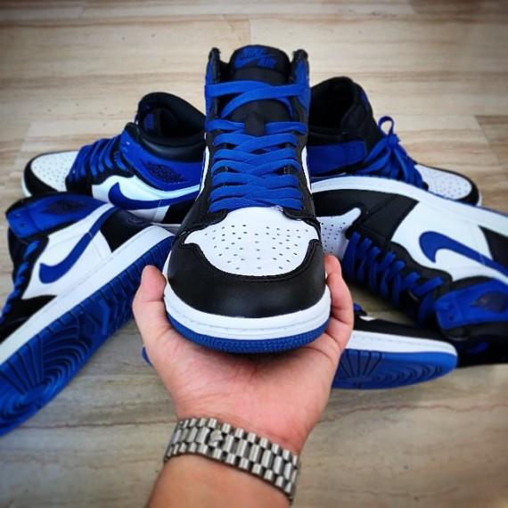 Air Jordan 1 x Fragment - Release Info3