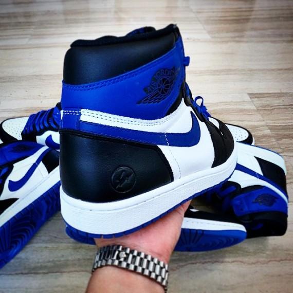 finest selection c0efe 74786 ... Air Jordan 1 x Fragment - Release Info4