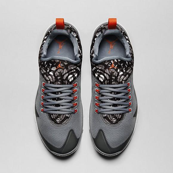 separation shoes 5c354 cc3ac ... Jordan Flight Flex Trainer Cool Grey  Pure Platinum  Team Orange -  Available Now 2 ...