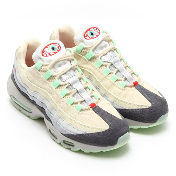 brand new 21ce4 2c9f2 Nike Air Max 95 'Halloween' - WearTesters