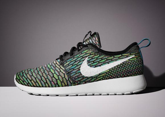 0d417cf6646a Nike Flyknit Roshe Run  Multicolor  - Restocked - WearTesters
