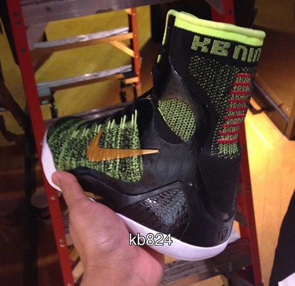 Authentic Nike Kobe 9 Elite Victory