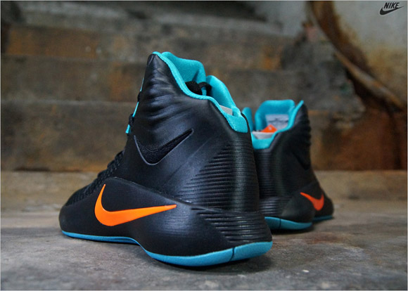 differently 4d879 20840 Nike Zoom Hyperfuse 2014 Dusty Cactus 3