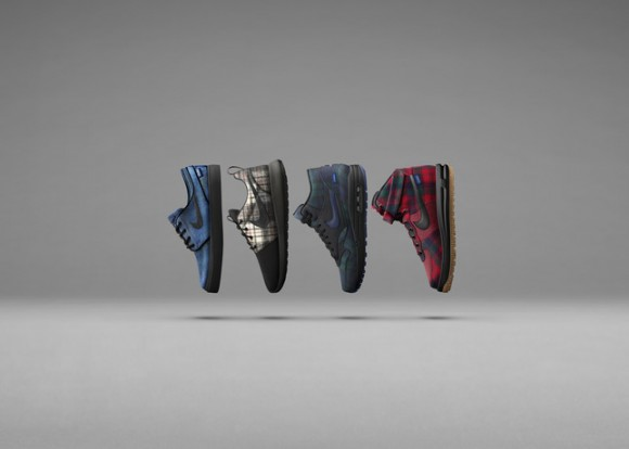 0a35cb2a68 Nike Air Force 1 & Air Max 1 Pendleton Wool - Available Now on ...