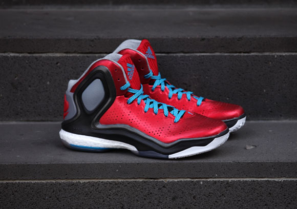 new product 6c1ab 814fb adidas D Rose 5.0 Brenda - Detailed Look - WearTesters