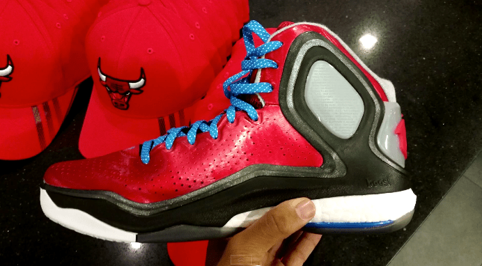 42620e10a564c adidas D Rose 5.0 - In Hand Look - WearTesters
