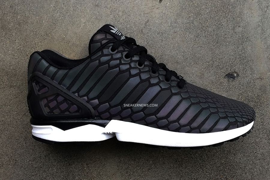 8ea5fddab12 The adidas ZX Flux XENO Goes Beyond Reflective