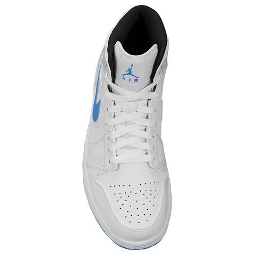 Air Jordan 1 Mid  Legend Blue  4 - WearTesters b6964572656c