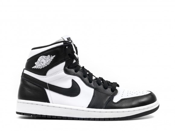 48be53b4fc906a Air Jordan 1 Retro High OG Black  White - Available Now - WearTesters