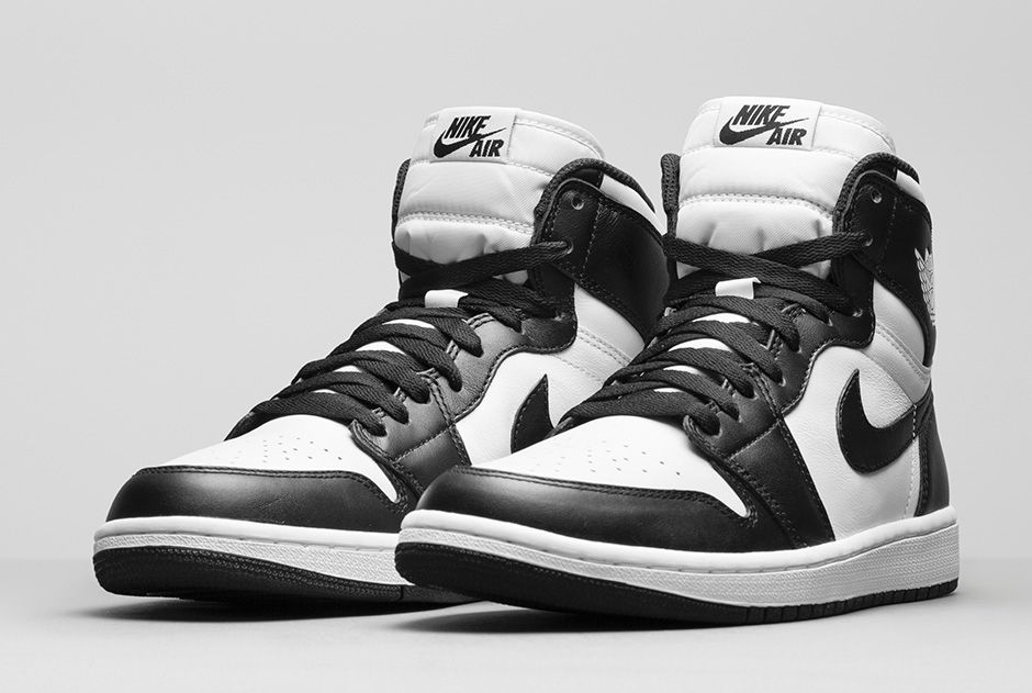 9a5d1de67dc4 Air Jordan 1 Retro High OG  Black White  - Release Information ...