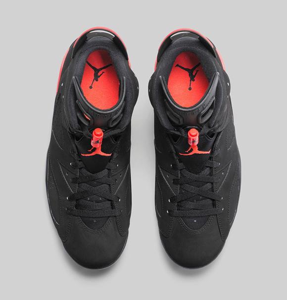 9a73da0e35ad46 ... Air Jordan 6 Retro Black Infrared23 - Official Look + Release Info 5 ...