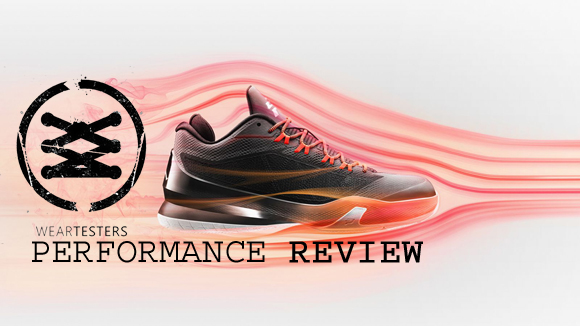 official photos 0a137 6ee6d Jordan CP3.VIII Performance Review - WearTesters